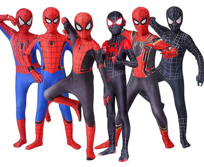 Answers to the 5 Most Common Questions About Spider-man Cosplay Costume